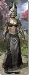 Dark Shaman - Khajiit Female Front