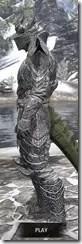 Dremora Iron - Argonian Male Side