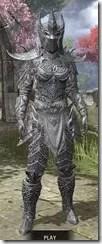 Dremora Iron - Khajiit Female Front