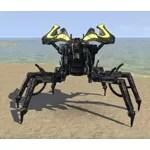 Ebon Steel Dwarven Spider