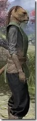 Grazelands Gentlemer Farmer - Khajiit Female Close Side