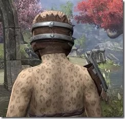 Grothdarr - Khajiit Female Rear
