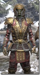 Imperial Chancellor - Argonian Male Close Front