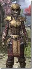 Imperial Chancellor - Khajiit Female Close Front