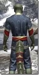 Moon-Sugar Festival Suit - Argonian Male Close Rear