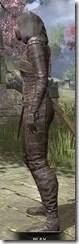 Naryu's Morag Tong Costume - Khajiit Female Side