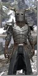 Nedic Duraki Armor - Argonian Male Close Front