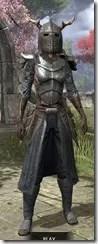 Nedic Duraki Armor - Khajiit Female Front