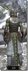 Nedic Keptu Armor - Argonian Male Rear