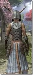 Nedic Keptu Armor - Khajiit Female Close Rear