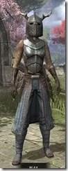 Nedic Keptu Armor - Khajiit Female Front