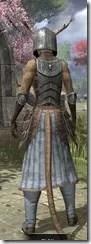 Nedic Keptu Armor - Khajiit Female Rear