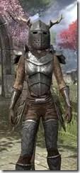 Nedic Perena Armor - Khajiit Female Close Front