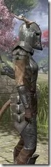 Nedic Perena Armor - Khajiit Female Close Side