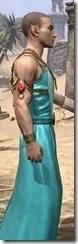 Nibenese Noble's Shawled Robe Male Close Side