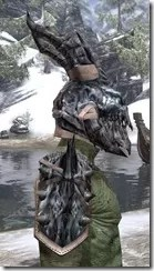 Nightflame - Argonian Male Right