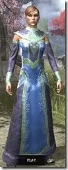 Orc Wise Woman's Vestment Dyed Front