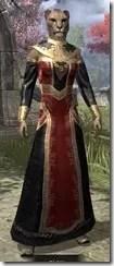 Orc Wise Woman's Vestment Khajiit Female Front