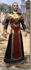 Orc Wise Woman's Vestment Male Front