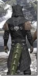 Queen's Eye Spymaster - Argonian Male Close Rear