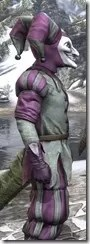 Royal Court Jester - Argonian Male Close Side