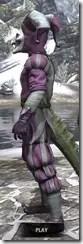 Royal Court Jester - Argonian Male Side