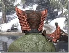 Sellistrix - Argonian Male Rear