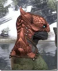 Sellistrix - Argonian Male Right