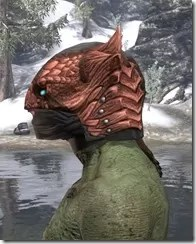 Sellistrix - Argonian Male Side