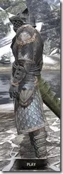 Skinchanger Iron - Argonian Male Side