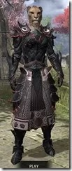 Telvanni Master Wizard - Khajiit Female Front