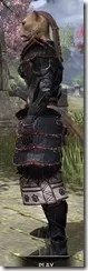 Telvanni Master Wizard - Khajiit Female Side