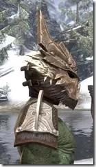 Troll King - Argonian Male Right
