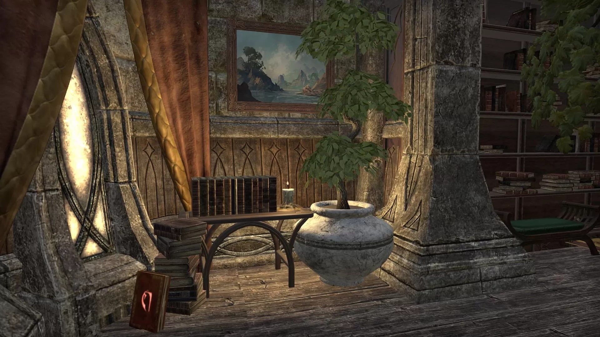 Once Upon A Book (small bookstore) [PS4]