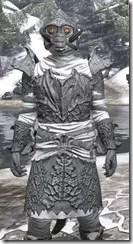 Ashlander Iron - Argonian Male Close Front