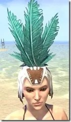 Bonding Rite Headdress Female Front