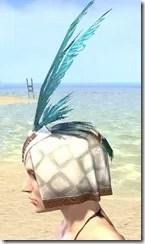 Bonding Rite Headdress Female Side
