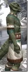 Bonding Rite Vestment Argonian Male Close Side
