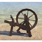 Clockwork Spinning Wheel, Sturdy