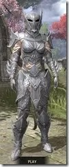 Ebonshadow Iron - Khajiit Female Front