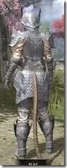 Ebonshadow Iron - Khajiit Female Rear