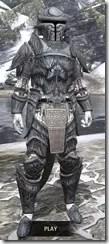 Hlaalu Iron - Argonian Male Front