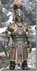 Mazzatun Iron - Argonian Male Close Front
