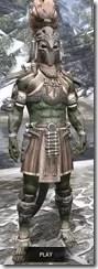 Mazzatun Iron - Argonian Male Front