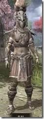 Mazzatun Iron - Khajiit Female Front