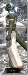 Priestess of Mara Argonian Male Side