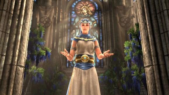Priestess of Mara Costume