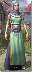 Priestess of Mara Dyed Front