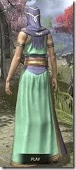 Priestess of Mara Dyed Rear