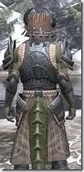 Silken Ring Iron - Argonian Male Close Rear
